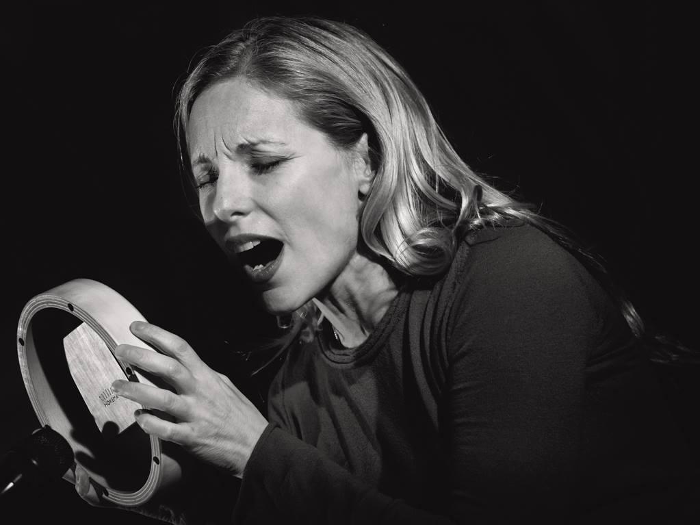 Maria Laura Baccarini - Stage La voix Intime